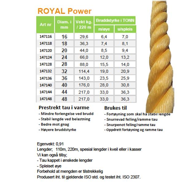 Bilde av Royal Power